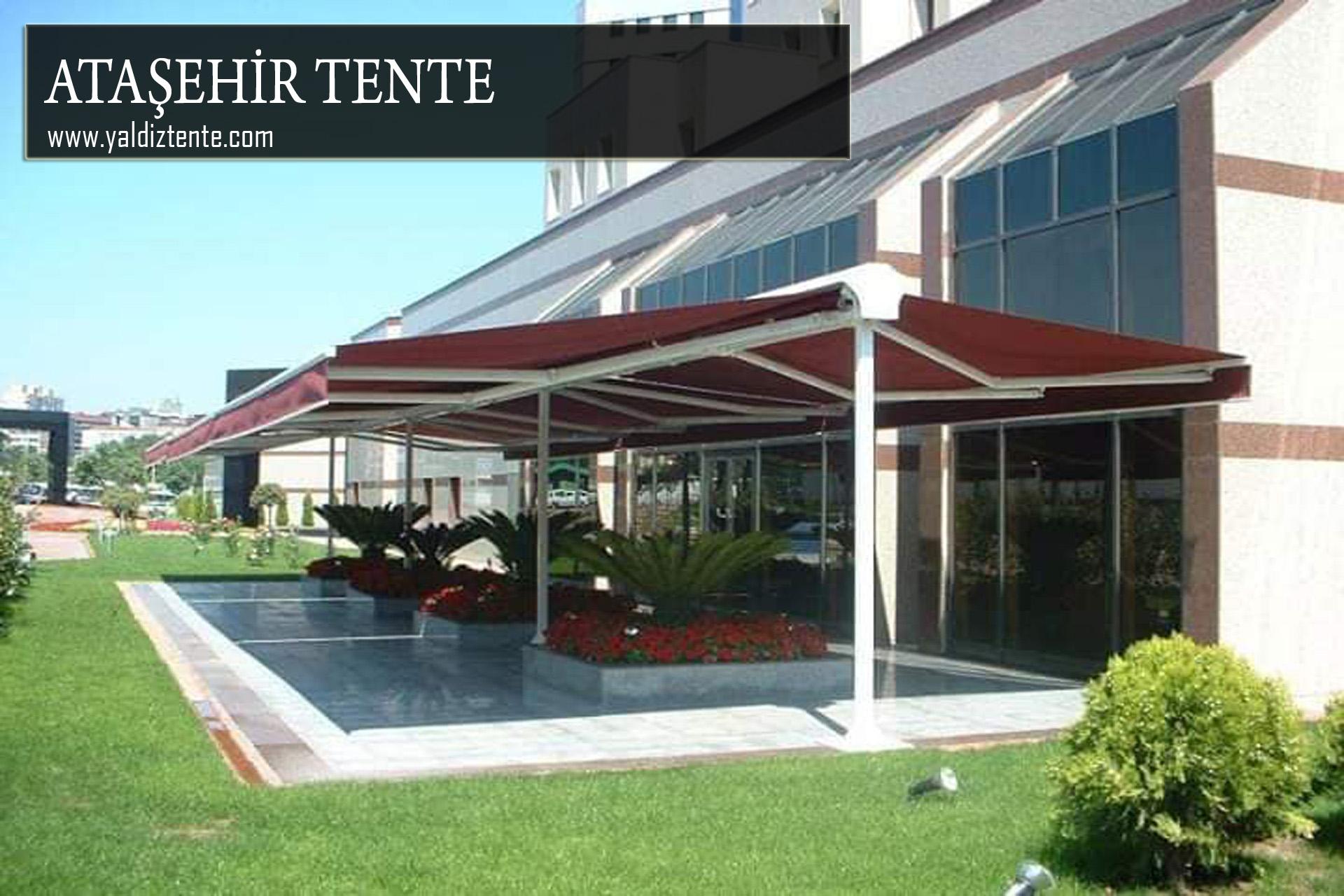 ataşehir tente