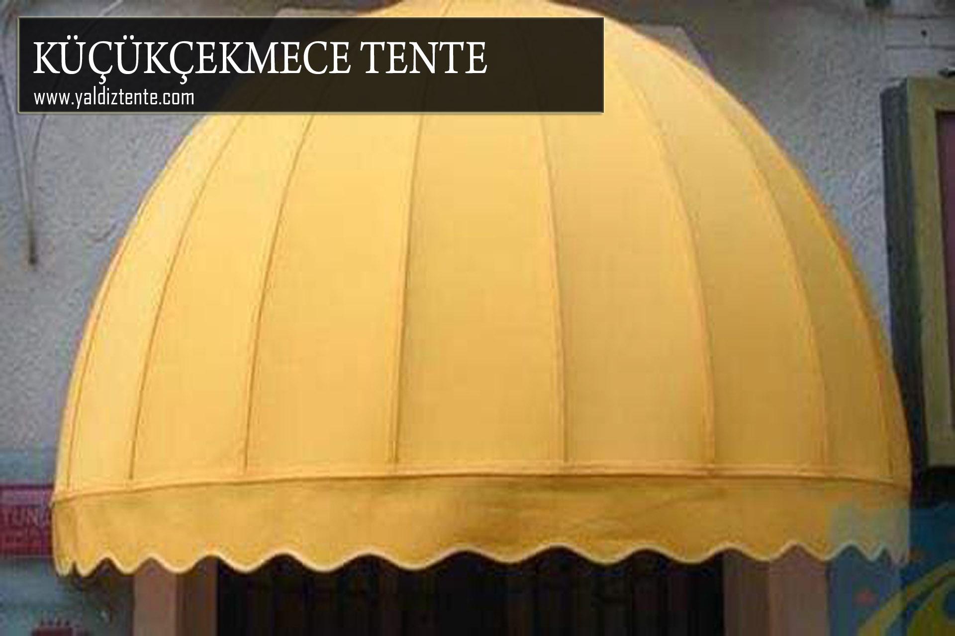 küçükçekmece tente